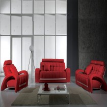 Excess Stock Tulip Red (3+ 2Seater)
