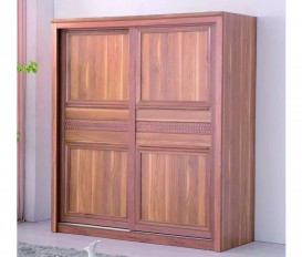 Alexandra 160Cm Wardrobe with 2 Wooden Door
