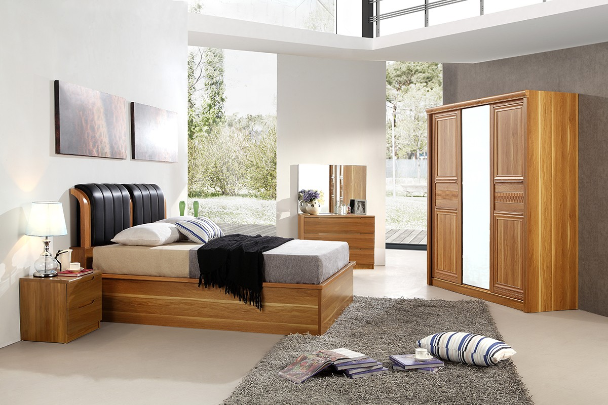 Alexandra bedroom set with full storage dressing for M s bedroom furniture uk